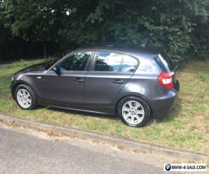BMW 1 series 120D spares or repair for Sale
