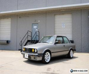 1988 BMW 3-Series 325e for Sale
