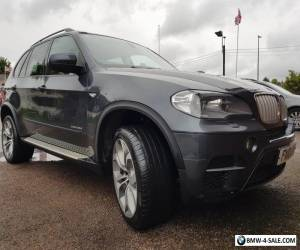 2010 BMW X5 3.0TD XDrive40d Auto for Sale