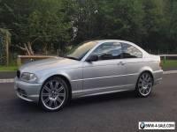 BMW E46 330ci / LPG Coupe