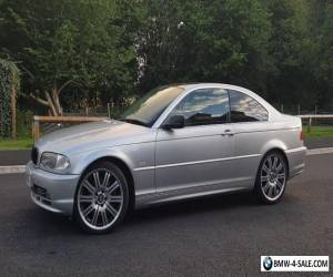 BMW E46 330ci / LPG Coupe for Sale