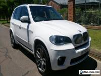 BMW X5 4.0D X DRIVE SPORTS 2010 LOW 58,000 KMS CHEAP NOT DAMAGED NOT ON WOVR