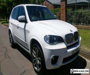 BMW X5 4.0D X DRIVE SPORTS 2010 LOW 58,000 KMS CHEAP NOT DAMAGED NOT ON WOVR  for Sale