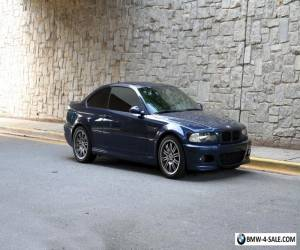 2002 BMW M3 Coupe 2-Door for Sale