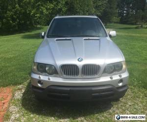 2003 BMW X5 4.4L for Sale
