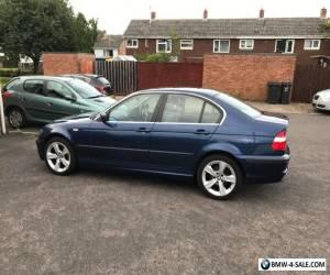 bmw 320 petrol 2004 for Sale