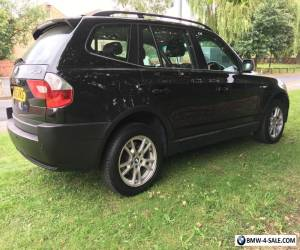 BMW X3 2.5i 2005 SE HPI clear for Sale