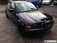 BMW 318 SEDAN AUTO LOW KILOMETRES FOR AGE DAMAGED NOT ON WOVR WRECK OR REPAIR