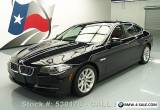 2014 BMW 5-Series 535I XDRIVE AWD SUNROOF NAV REAR CAM for Sale