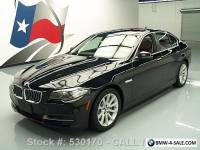 2014 BMW 5-Series 535I XDRIVE AWD SUNROOF NAV REAR CAM