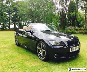 BMW 325i M Sport Convertible, Auto, FSH, MOT till Feb 2018, Pro Nav for Sale