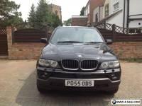 BMW X5 Turbo Diesel Sport