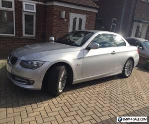 2010 Bmw 330d SE Conventible  for Sale