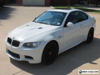 2009 BMW M3 Base Coupe 2-Door