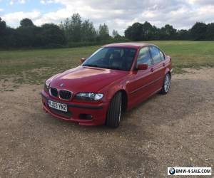 BMW 320i M Sport 2003 for Sale