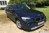 BMW X1 XDrive 20D SE Diesel 2011 for Sale