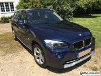 BMW X1 XDrive 20D SE Diesel 2011