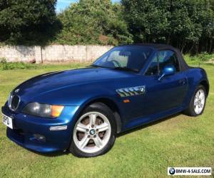 BMW Z3 2.0 6 cylinder convertable x reg 2000  for Sale