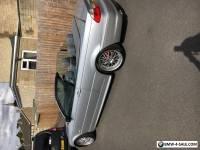 BMW 330ci sport convertible