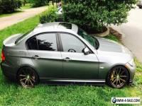 2009 BMW 3-Series 335i Twin Turbo M Sport Options