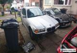 BMW 1999 E36 Compact 316i 1.9 Petrol Manual 9 Months MOT Project Drifter for Sale