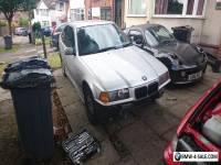 BMW 1999 E36 Compact 316i 1.9 Petrol Manual 9 Months MOT Project Drifter