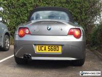 BMW Z4 2.5 WITH FLIP UP SATNAV REDUCED FOR QUICK SALE