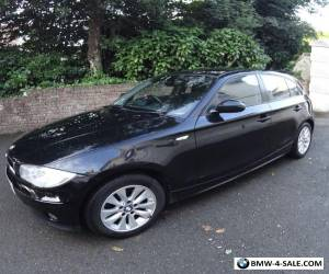 BMW 116i Black Manual 5 Door Petrol 56  for Sale