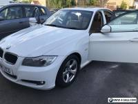 2011 BMW 320D White - 90k FSH - Limited Ed Interior