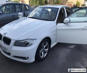 2011 BMW 320D White - 90k FSH - Limited Ed Interior for Sale
