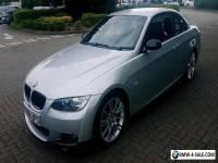 2008 BMW 325i Auto Convertible 3.0 M Sport Full Service History Leather e93 e90