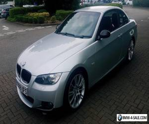 2008 BMW 325i Auto Convertible 3.0 M Sport Full Service History Leather e93 e90 for Sale