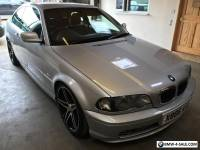 2000 BMW 330CI 95000 GENUINE MILEAGE FSH HPI CLEAR GREAT CONDITION
