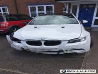 bmw m3 damaged  CAT C