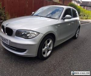 2008 58 BMW 1 SERIES 2.0 120I SE 5D 168 BHP LOW MILEAGE 41K FULL MOT for Sale