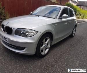 2008 58 BMW 1 SERIES 2.0 120I SE 5D 168 BHP LOW MILEAGE 41K FULL MOT for Sale