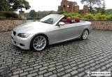BMW 320d Convertible M Sport - Low Mileage 63k Full BMWSH for Sale