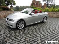 BMW 320d Convertible M Sport - Low Mileage 63k Full BMWSH