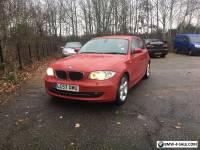 BMW 118d 2007 SPARES REPAIR