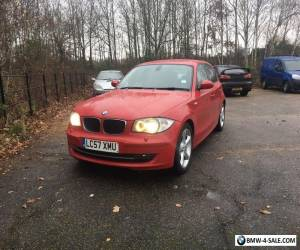 BMW 118d 2007 SPARES REPAIR for Sale