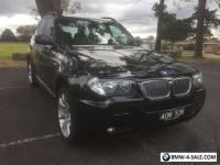 2007 BMW X3 si E83 Auto 4WD MY07