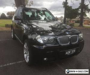 2007 BMW X3 si E83 Auto 4WD MY07 for Sale