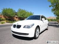 2009 BMW 5-Series Packages: Sport, Premium, Cold Weather