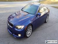2007 BMW 3-Series Premium and Sport package