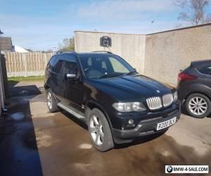 BMW X5 E53 2005 for Sale