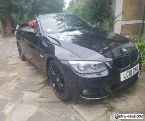 2010 BMW Lci 320d E93 convertible fully loaded Msport spec  Automatic for Sale