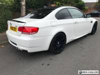 2010 BMW M3 LCI E92 DCT 4.0 V8 - only 57600 miles FSH new tyres