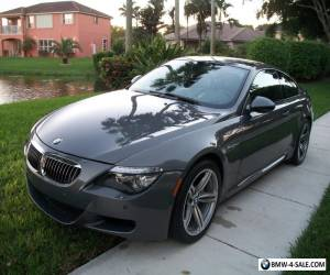 2010 BMW M6 M6 for Sale