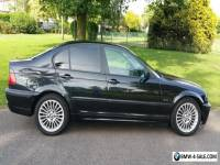 BMW 3 Series E46  Saloon 318SE YEAR 2000 115K (PETROL)