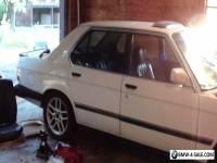 1985 BMW 5-Series 535i